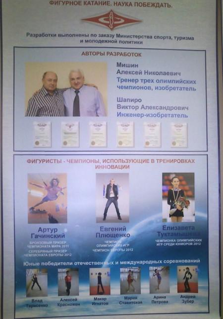 Фабрика чемпионов Алексея Мишина