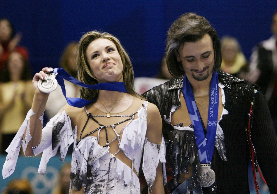 Ирина Лобачева и Илья Авербух