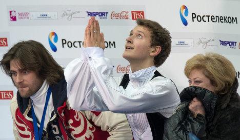 Петр Чернышов, Максим Ковтун, Елена Буянова