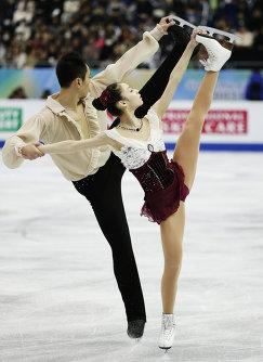 Юй Сяоюй и Цзинь Ян