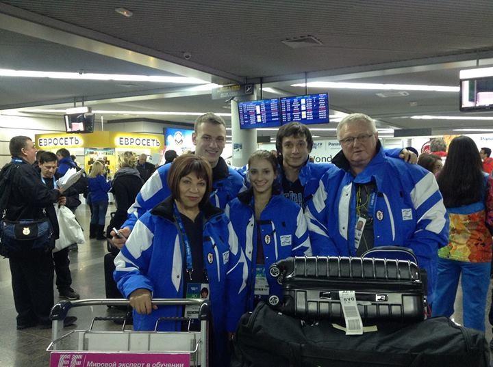 Израильская команда