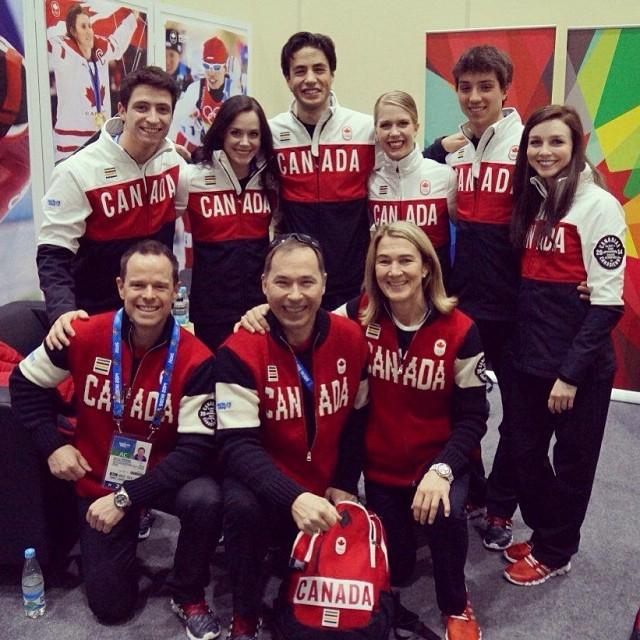 Команда Канады
