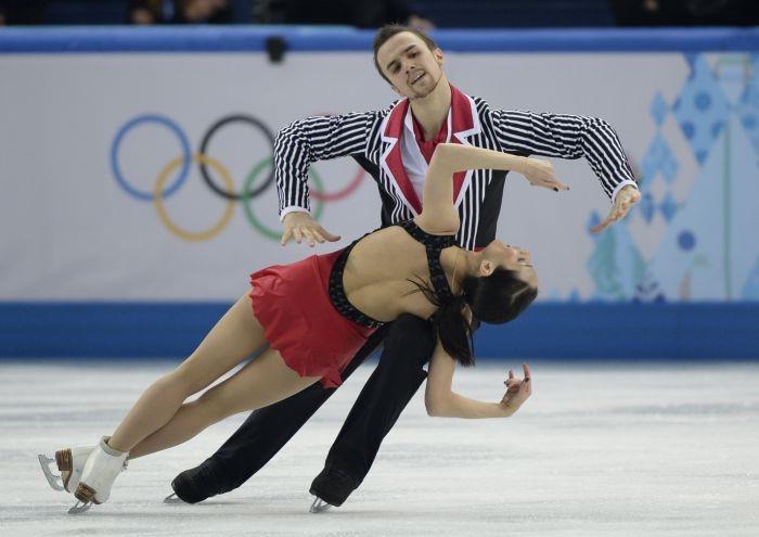 Ксения Столбова и Федор Климов