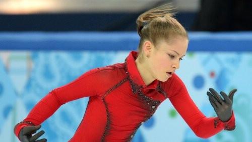 Юлия Липницкой