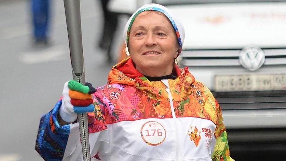 Тамара Москвина