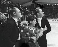 Станислав Жук, Ирина Роднина и Алексей Уланов