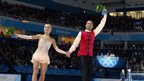 Алена Савченко и Робин Шолковы