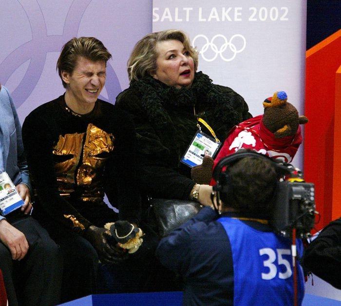 Алексей Ягудин и Татьяна Тарасова