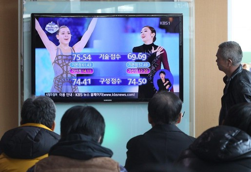 Южная Корея в шоке от победы Сотниковой над Ю-На Ким на Олимпиаде в Сочи