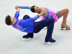 Лина Федорова и Максим Мирошин