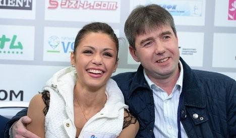 Николь Госвияни и Алексей Урманов