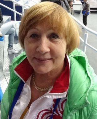 Валентина Тюкова
