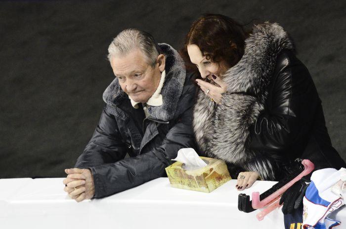 Виктор Кудрявцев и Людмила Власова