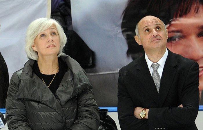Наталья Линичук и Геннадий Карпоносов
