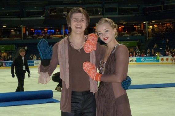 Александра Степанова - Иван Букин