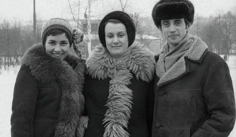 Людмила Пахомова, Елена Чайковская и Александр Горшков