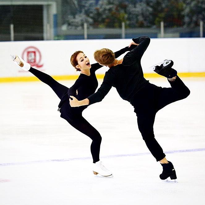 Мария Ставицкая и Антон Шибнев