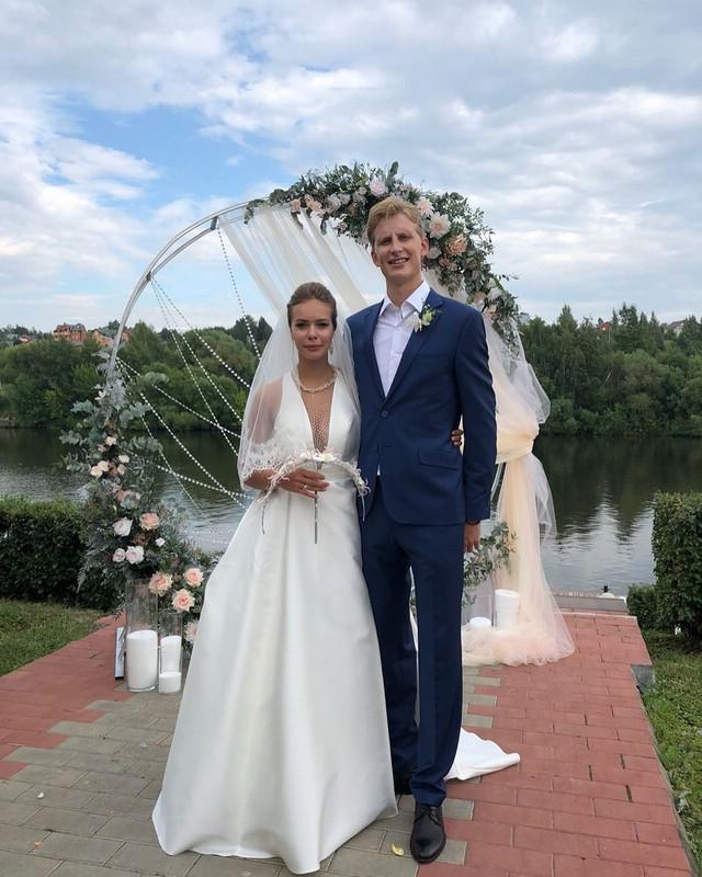 Анна Погорилая и Андрей Невский