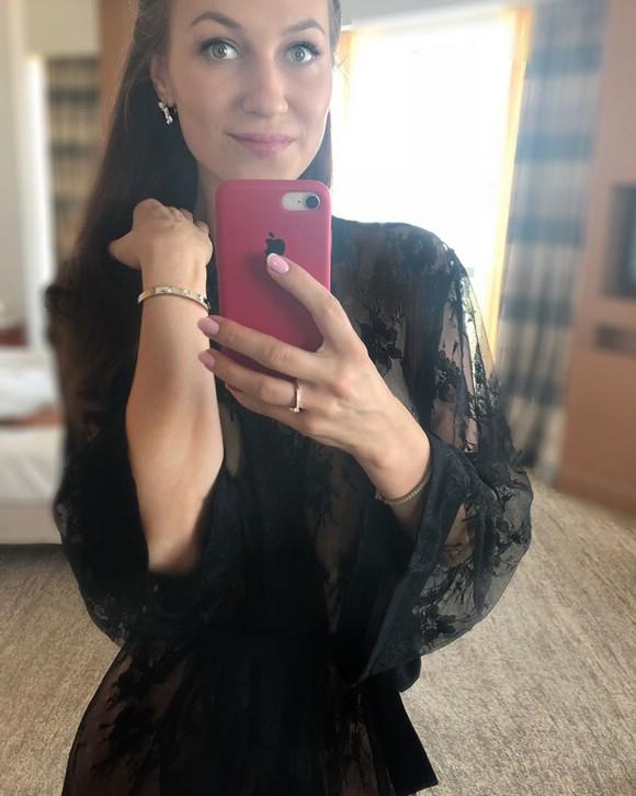 Жена Александра Жулина Наталья Михайлова