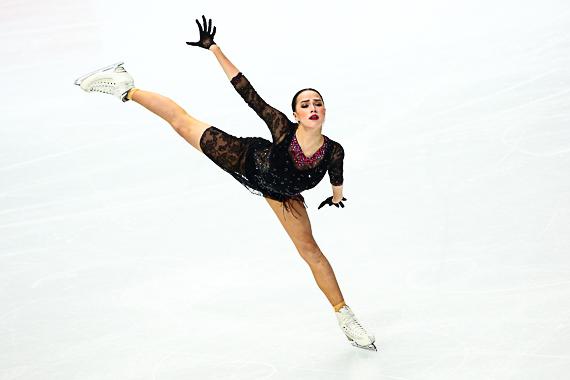 Алина Загитова приостанавливает свое участие в соревнованиях